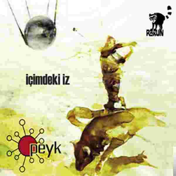 İçimdeki İz (2011) albüm kapak resmi