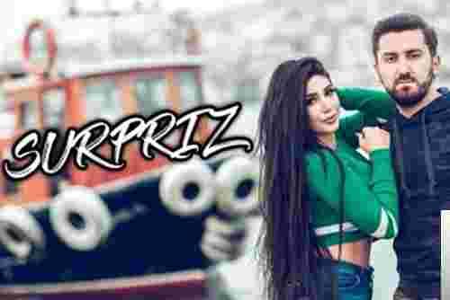 Surpriz (2019) albüm kapak resmi