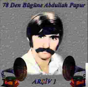 Abdullah Papur Seçmeler albüm kapak resmi