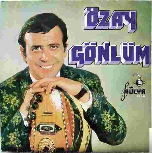 Açılan Bir Gonca Güldür (1966) albüm kapak resmi