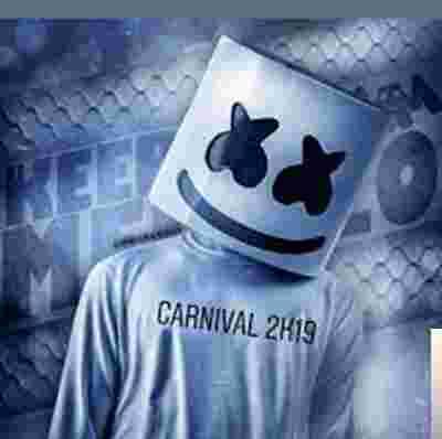 Carnival (2019) albüm kapak resmi