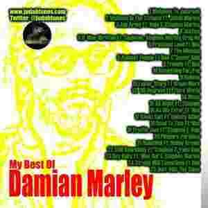 Damian Marley Best Of albüm kapak resmi