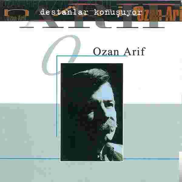 Destanlar Konuşuyor (1998) albüm kapak resmi