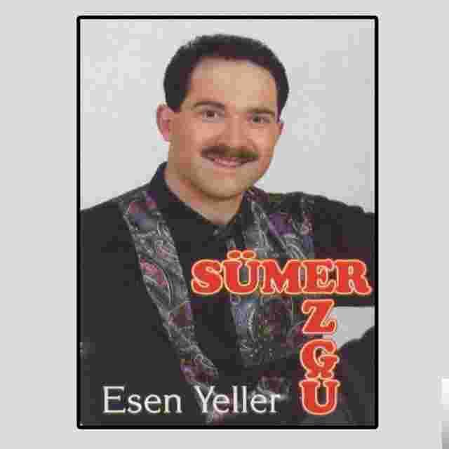 Esen Yeller (1995) albüm kapak resmi