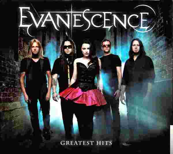 Evanescence The Best albüm kapak resmi