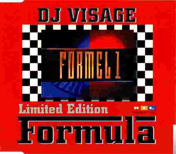 Formula 1 (1998) albüm kapak resmi