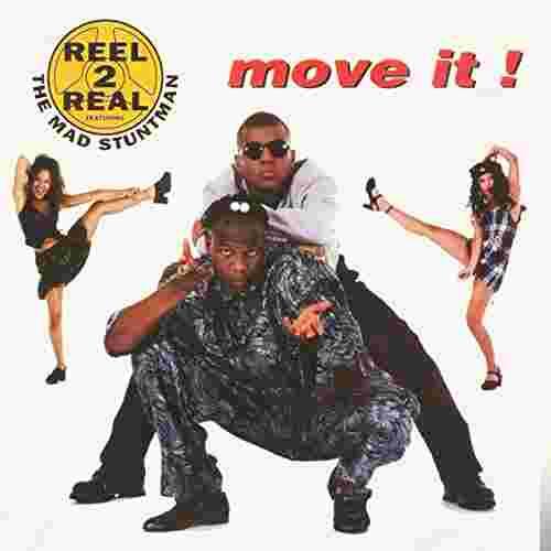 I Like To Move It (1994) albüm kapak resmi