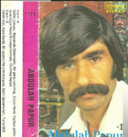 Abdullah Papur 1 (1966) albüm kapak resmi