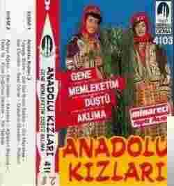 Anadolu Kızları Arşivi albüm kapak resmi