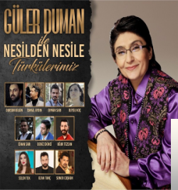 Güler Duman ile Nesilden Nesile (2019) albüm kapak resmi