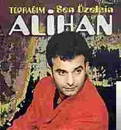 Toprağım (1996) albüm kapak resmi