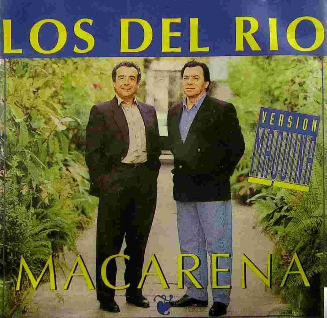Macarena (1996) albüm kapak resmi