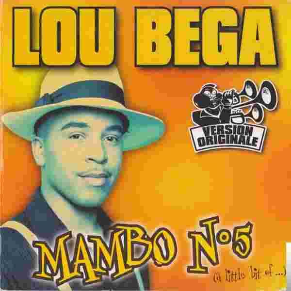 Mambo No. 5 (1999) albüm kapak resmi
