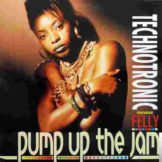 Pump Up The Jam (1990) albüm kapak resmi