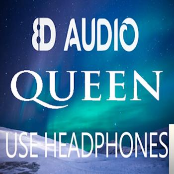 Queen 8D Şarkılar albüm kapak resmi
