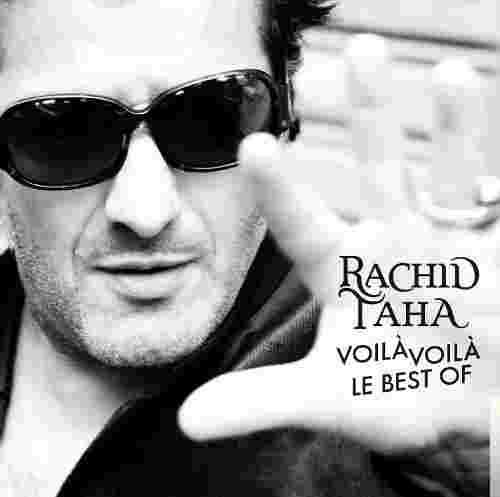 Rachid Taha Best Song albüm kapak resmi