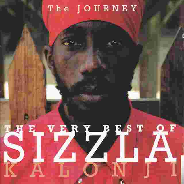 Sizzla Best Of albüm kapak resmi