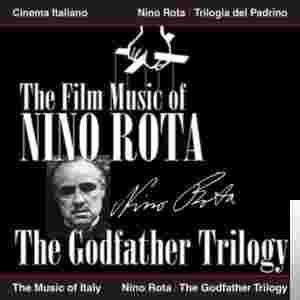 The Godfather Film Müzikleri albüm kapak resmi