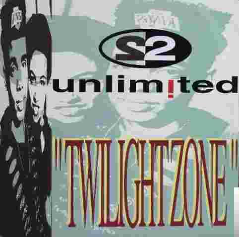 Twilight Zone (1992) albüm kapak resmi