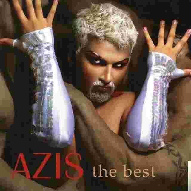 Azis The Best Song albüm kapak resmi