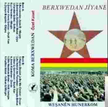 Berxwedan Jiyane (1985) albüm kapak resmi