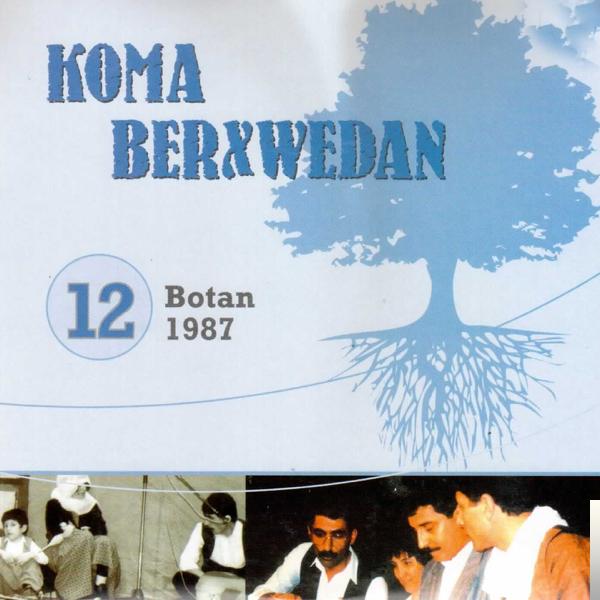 Botan (1987) albüm kapak resmi