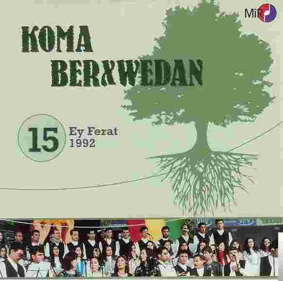 Ey Ferat (1992) albüm kapak resmi