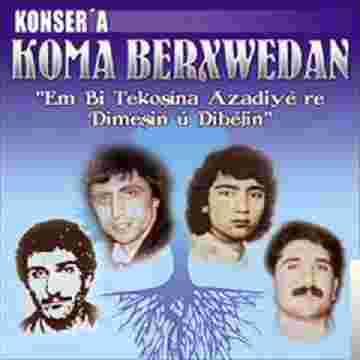 Koma Berxwedan En İyiler albüm kapak resmi