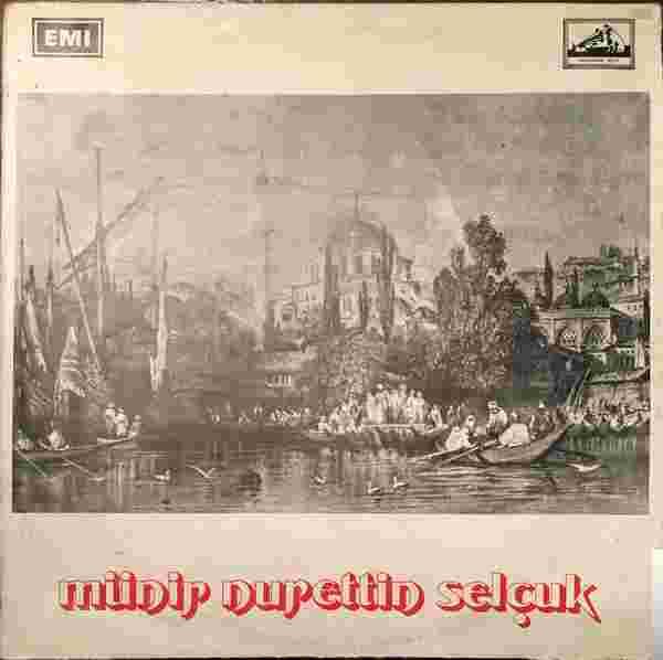 Münir Nurettin Selçuk TSM Seçmeler albüm kapak resmi