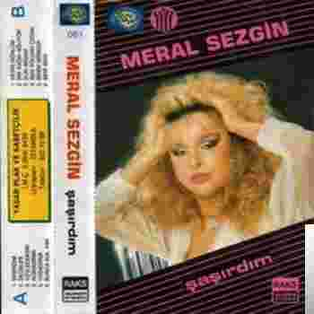 Şaşırdım (1988) albüm kapak resmi