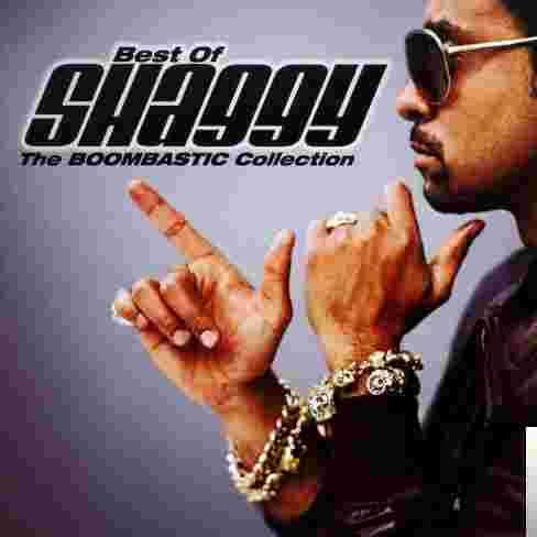 Shaggy The Best Of albüm kapak resmi