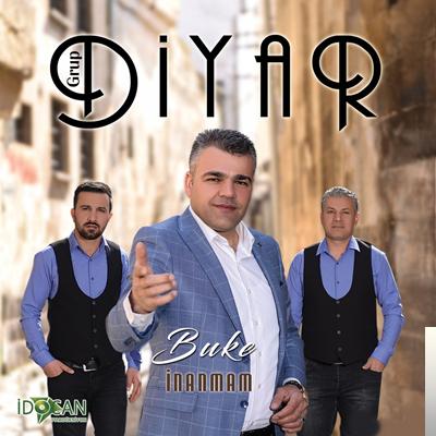 Buke/İnanmam (2019) albüm kapak resmi
