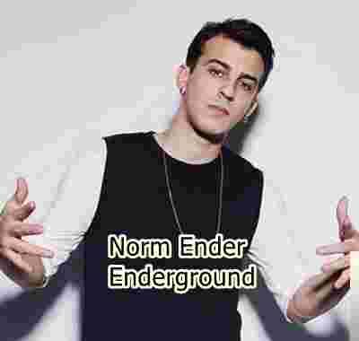 Enderground (2012) albüm kapak resmi