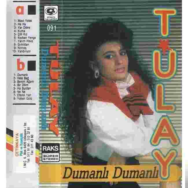 Dumanlı Dumanlı (1982) albüm kapak resmi
