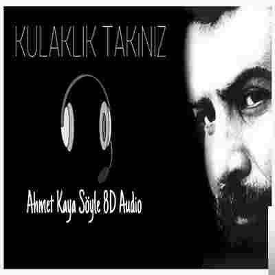 Ahmet Kaya 8D Şarkılar albüm kapak resmi