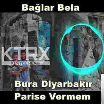 Burası Diyarbakır Parise Vermem (2015) albüm kapak resmi