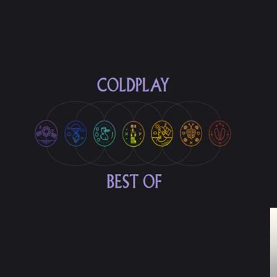 Coldplay Best Of Song albüm kapak resmi