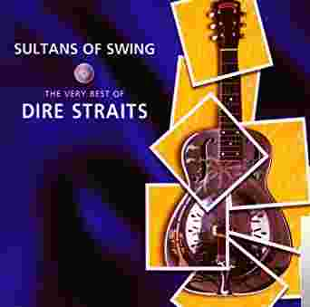 Dire Straits Best Song albüm kapak resmi
