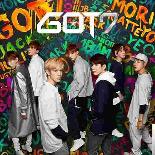 Got7 Best Song albüm kapak resmi
