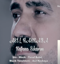 Kafana Sıkarım (2019) albüm kapak resmi