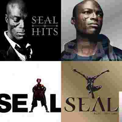 Seal Best Song albüm kapak resmi