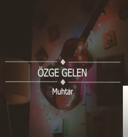 Muhtar (2019) albüm kapak resmi