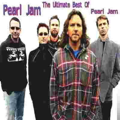 Pearl Jam The Best Of albüm kapak resmi