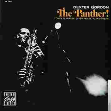 The Panther (1970) albüm kapak resmi