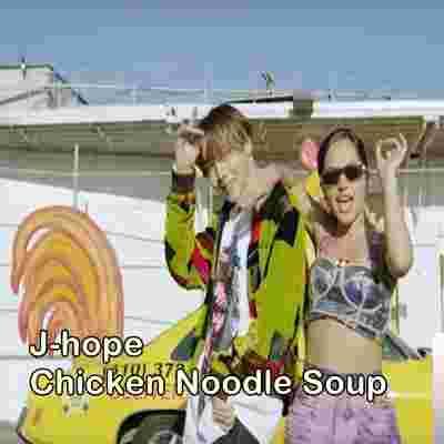 Chicken Noodle Soup (2019) albüm kapak resmi