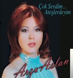 Çok Sevdim/Ateşlerdeyim (2019) albüm kapak resmi