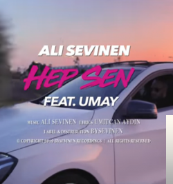 Hep Sen (2019) albüm kapak resmi