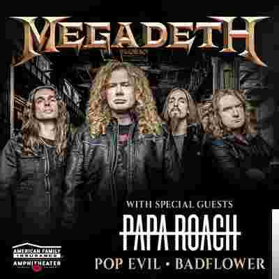 Megadeth Best Song albüm kapak resmi