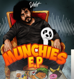 Munchies (2020) albüm kapak resmi
