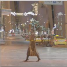Ben de Yoluma Giderim (2021) albüm kapak resmi